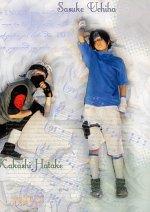 Cosplay-Cover: sasuke
