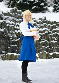 Cosplay-Cover: Saber (Casual)