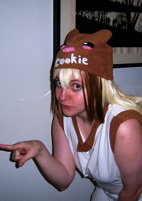 Cosplay-Cover: Cookie