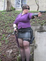 Cosplay-Cover: Hawkeye ~Lady-Edition~