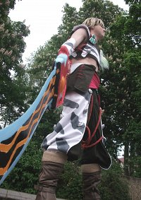 Cosplay-Cover: Jaster Rogue