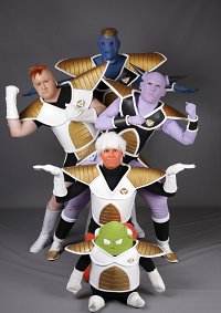 Cosplay-Cover: Ginyu