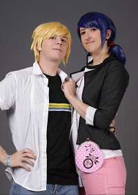 Cosplay-Cover: Marinette