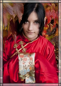 Cosplay-Cover: Wang Yao [Traditionell]