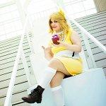 Cosplay: Chica the Chicken [ Gijinka ]