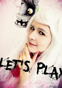 Cosplay-Cover: Mangle [Gijinka]
