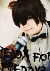 Cosplay-Cover: Freddy Fazbear [Gijinka]