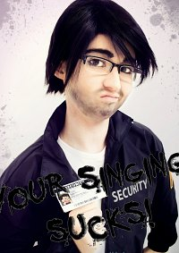Cosplay-Cover: Mike Schmidt [Nightguardiplier]