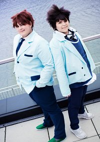 "Cosplay-Cover: Koushiro ""Izzy"" Izumi [tri - Winter Uniform]"