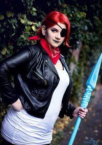 Cosplay-Cover: Undyne