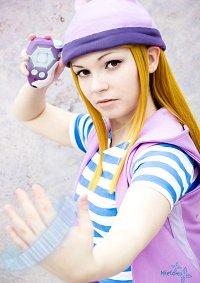 Cosplay-Cover: Zoe Ayamoto