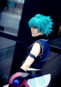 Cosplay-Cover: Johan Andersen (Yubel)