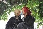Cosplay-Cover: Axel [Organisation XIII]