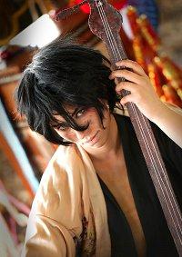 Cosplay-Cover: Anri Yoshiwara/Botan [Black Kimono]