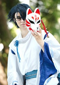 Cosplay-Cover: Fushimi Saruhiko [Kitsune Artwork]