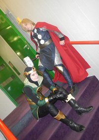 Cosplay-Cover: Thor - Sammelband 14