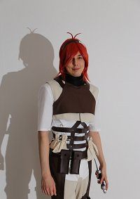 Cosplay-Cover: Adlet Mayer