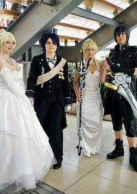 Cosplay-Cover: Lunafreya nox Fleuret ~ Wedding / Ending Scene ~