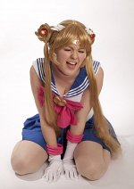 Cosplay-Cover: Sailor Moon (Live Action)
