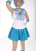Cosplay-Cover: Sailor Merkur (Live Action)