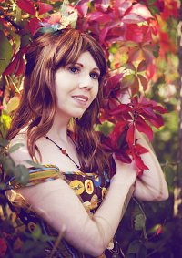 Cosplay-Cover: Eulen-Lady / Autumn EGL