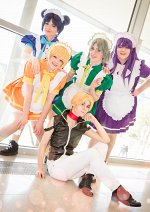 Cosplay-Cover: Purin Maid