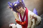 Cosplay-Cover: Izuna