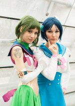 Cosplay-Cover: Sailor Jupiter (concept prototype)
