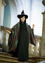 Cosplay-Cover: Minerva McGonagall