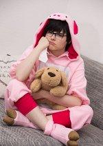 Cosplay-Cover: Yuuri Katsuki ~ Piggy