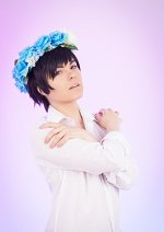Cosplay-Cover: Yuuri Katsuki ~ Flower Crown
