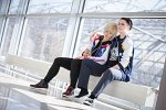 Cosplay-Cover: Otabek Altin ~ Trainingsanzug