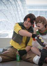 Cosplay-Cover: Pidge Holt