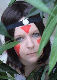Cosplay-Cover: San / Prinzessin Mononoke