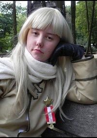 Cosplay-Cover: Anya Braginski (Uniform version)