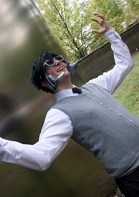 Cosplay-Cover: Professor Normal (Dr. Horrible's Singalong Blog)