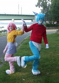 Cosplay-Cover: Buster Bunny ( tiny Toons)