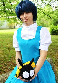 Cosplay-Cover: Akane Tendo