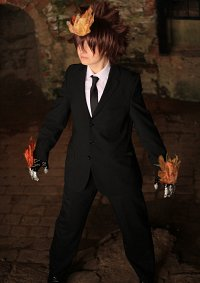 Cosplay-Cover: Tsunayoshi Sawada [Battle Choice Suit]
