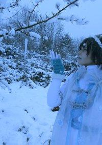 Cosplay-Cover: Schneemajor