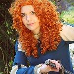 Cosplay: Merida of Dunbroch