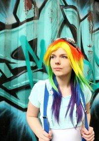 Cosplay-Cover: Rainbow Dash [Human]