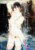 Cosplay-Cover: Shiro Yoshiwara [White Version]