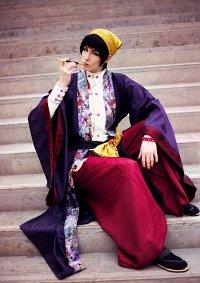 Cosplay-Cover: Hakutaku [Kimono Artwork]