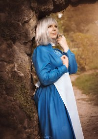 Cosplay-Cover: Sophie Hatter [Blue Dress]
