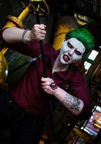 Cosplay-Cover: Joker [Suicide Squad]