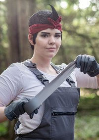 Cosplay-Cover: Winona [the Handywoman Basic]