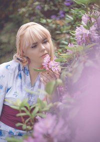 Cosplay-Cover: Sheryl Nome [Yukata Artwork]