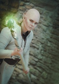 Cosplay-Cover: Solas [Skyhold]