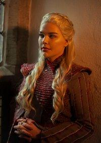 Cosplay-Cover: Daenerys Targaryen [Winterfell Funeral]